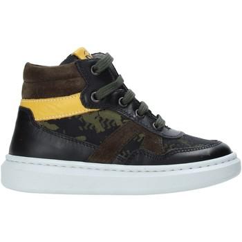 Παπούτσια Παιδί Ψηλά Sneakers NeroGiardini A923711M Μαύρος