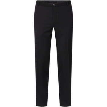Υφασμάτινα Άνδρας Παντελόνια Chino/Carrot Calvin Klein Jeans K10K104812 Μαύρος