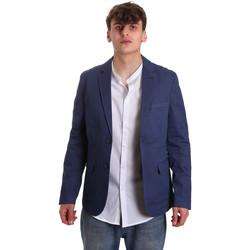 Υφασμάτινα Άνδρας Σακάκι / Blazers Gaudi 011BU35025 Μπλε
