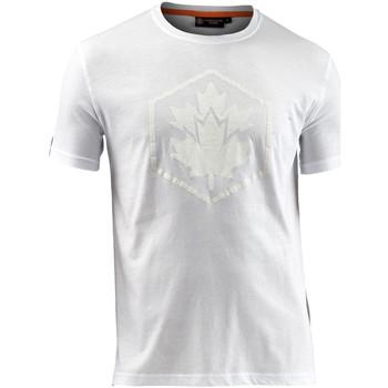 T-shirt με κοντά μανίκια Lumberjack CM60343 005 514