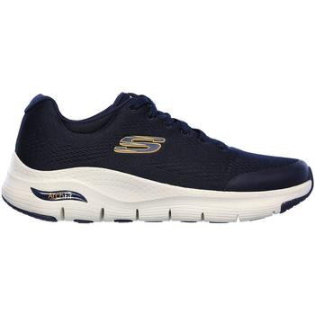 Παπούτσια Άνδρας Χαμηλά Sneakers Skechers 232040 Μπλε
