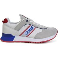 Παπούτσια Άνδρας Χαμηλά Sneakers Colmar TRAVIS R λευκό