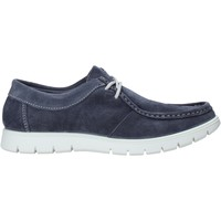 Παπούτσια Άνδρας Μοκασσίνια IgI&CO 5115500 Μπλε