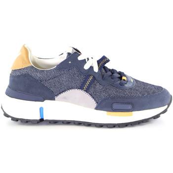 Παπούτσια Άνδρας Χαμηλά Sneakers Wrangler WM01123A Μπλε
