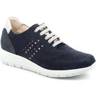 Παπούτσια Γυναίκα Χαμηλά Sneakers Grunland SC4874 Μπλε