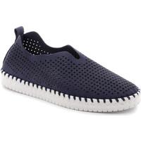 Παπούτσια Γυναίκα Slip on Grunland SC4910 Μπλε