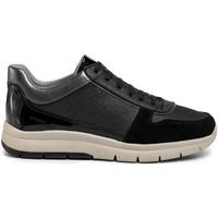 Παπούτσια Γυναίκα Χαμηλά Sneakers Geox D029GB 0EWHH Μαύρος