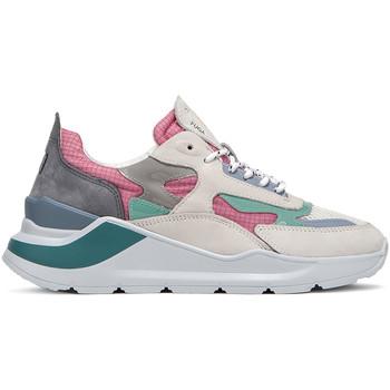 Παπούτσια Γυναίκα Χαμηλά Sneakers Date W321-FG-NK-PK Ροζ
