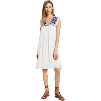 Υφασμάτινα Γυναίκα Κοντά Φορέματα Gaudi 011BD15007 Μπεζ