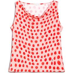 Υφασμάτινα Γυναίκα Μπλούζες NeroGiardini E062810D Ροζ