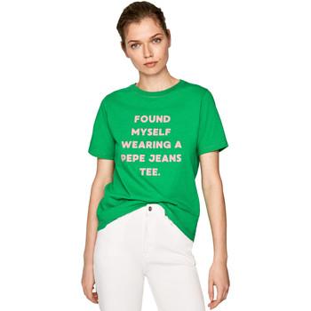 T-shirt με κοντά μανίκια Pepe jeans PL504463