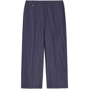 Υφασμάτινα Γυναίκα Κοντά παντελόνια NeroGiardini E060151D Μπλε