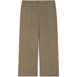 Υφασμάτινα Γυναίκα Παντελόνες / σαλβάρια NeroGiardini E060151D Πράσινος