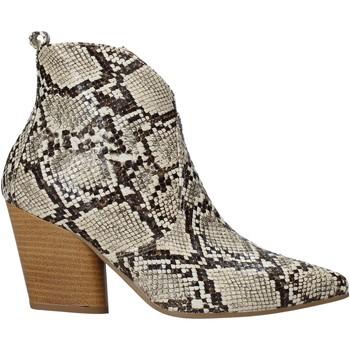 Παπούτσια Γυναίκα Μποτίνια Grace Shoes 7241007 Μπεζ