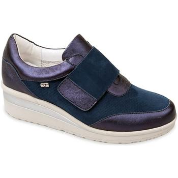 Παπούτσια Γυναίκα Slip on Valleverde V20370 Μπλε