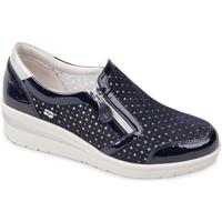 Παπούτσια Γυναίκα Slip on Valleverde 18152 Μπλε