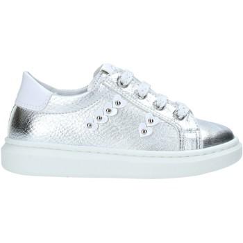 Παπούτσια Παιδί Χαμηλά Sneakers NeroGiardini E021335F Ασήμι