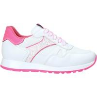 Παπούτσια Κορίτσι Χαμηλά Sneakers NeroGiardini E031410F λευκό