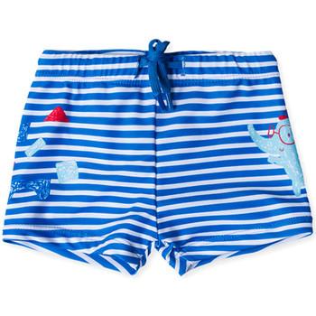 Υφασμάτινα Παιδί Μαγιώ / shorts για την παραλία Losan 017-4000AL Μπλε