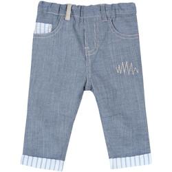 Υφασμάτινα Παιδί Παντελόνια Πεντάτσεπα Chicco 09008117000000 Μπλε