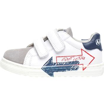 Παπούτσια Παιδί Χαμηλά Sneakers Naturino 2014798 01 λευκό