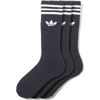 Αξεσουάρ Κάλτσες adidas Originals S21490 Μαύρος