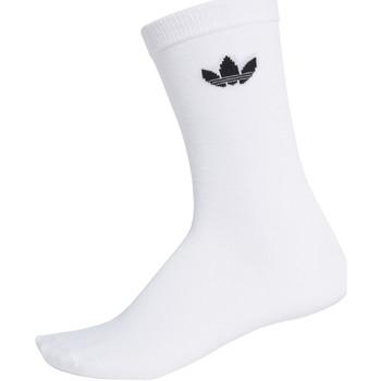 Αξεσουάρ Κάλτσες adidas Originals DV1728 λευκό