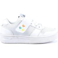 Παπούτσια Παιδί Χαμηλά Sneakers Lumberjack SB81211 001 V66 λευκό