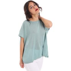 Υφασμάτινα Γυναίκα Μπλούζες Gaudi 011FD53011 Μπλε