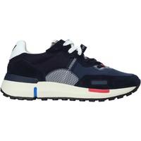 Παπούτσια Άνδρας Χαμηλά Sneakers Wrangler WM01121A Μπλε