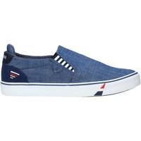 Παπούτσια Άνδρας Slip on Navigare NAM010006 Μπλε