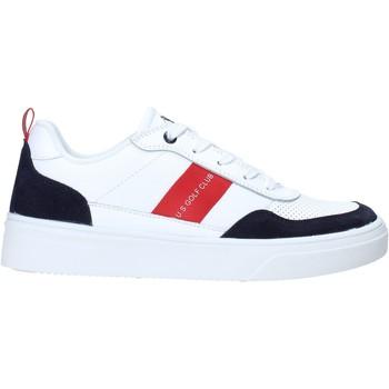 Παπούτσια Άνδρας Χαμηλά Sneakers U.s. Golf S20-SUS133 λευκό