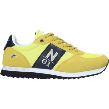 Παπούτσια Άνδρας Χαμηλά Sneakers Navigare NAM013550 Κίτρινος