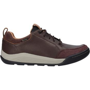 Παπούτσια Άνδρας Χαμηλά Sneakers Clarks 26135401 καφέ