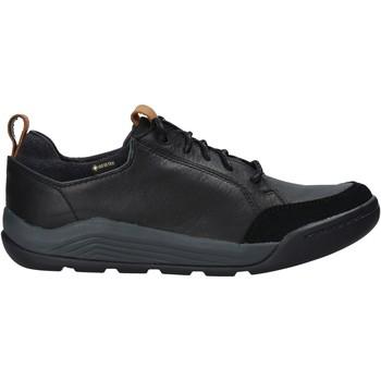 Παπούτσια Άνδρας Χαμηλά Sneakers Clarks 26135400 Μαύρος