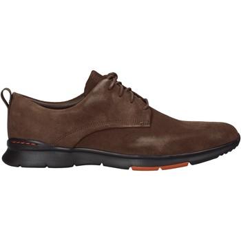 Παπούτσια Άνδρας Χαμηλά Sneakers Clarks 26120168 καφέ