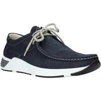 Παπούτσια Άνδρας Boat shoes Valleverde 11872 Μπλε