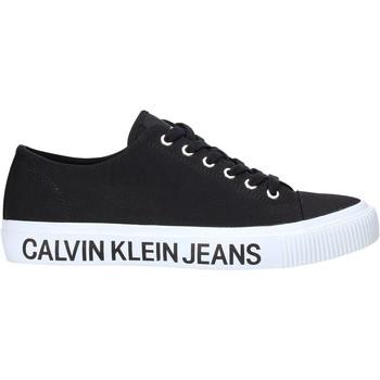 Παπούτσια Άνδρας Χαμηλά Sneakers Calvin Klein Jeans B4S0112X Μαύρος