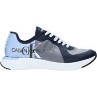 Παπούτσια Άνδρας Χαμηλά Sneakers Calvin Klein Jeans B4S0649 Μπλε