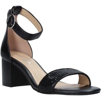 Παπούτσια Γυναίκα Σανδάλια / Πέδιλα Apepazza S0MELODY07/MES Μαύρος