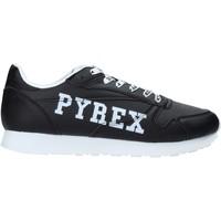 Παπούτσια Άνδρας Χαμηλά Sneakers Pyrex PY020208 Μαύρος