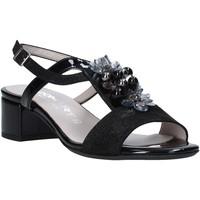 Παπούτσια Γυναίκα Σανδάλια / Πέδιλα Comart 083308 Μαύρος