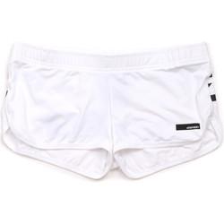Υφασμάτινα Γυναίκα Μαγιώ / shorts για την παραλία Rrd - Roberto Ricci Designs 18400 λευκό