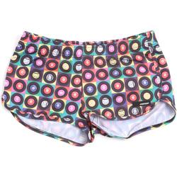 Υφασμάτινα Γυναίκα Μαγιώ / shorts για την παραλία Rrd - Roberto Ricci Designs 18402 Μαύρος