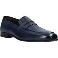 Παπούτσια Άνδρας Μοκασσίνια Exton 1020 Μπλε