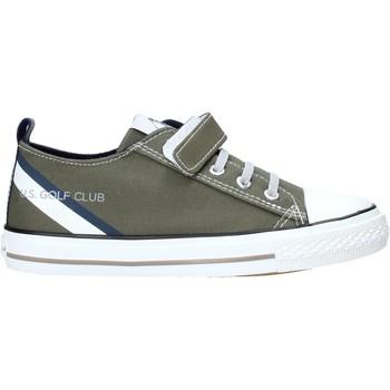 Παπούτσια Παιδί Χαμηλά Sneakers U.s. Golf S20-SUK608 Πράσινος