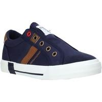 Παπούτσια Παιδί Χαμηλά Sneakers Fred Mello S20-SFK305 Μπλε