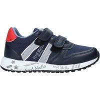 Παπούτσια Αγόρι Χαμηλά Sneakers Fred Mello S20-SFK318 Μπλε