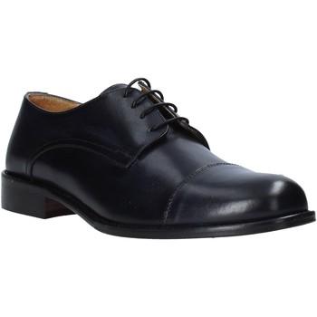 Παπούτσια Άνδρας Derby Exton 6013 Μαύρος