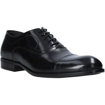 Παπούτσια Άνδρας Derby Exton 1391 Μαύρος
